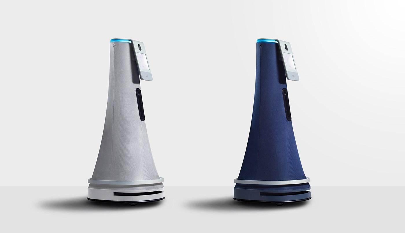 Cobalt Robot Concept Rendering
