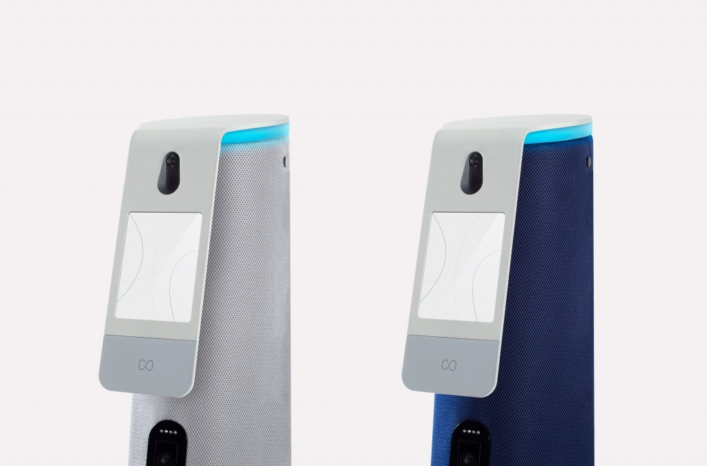 Cobalt Robot Concept Rendering Closeup