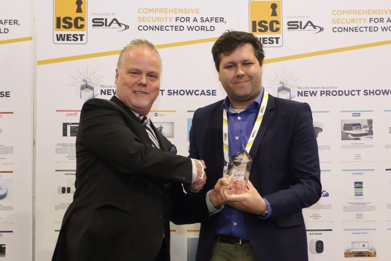 SIA New Product Showcase Award 2018