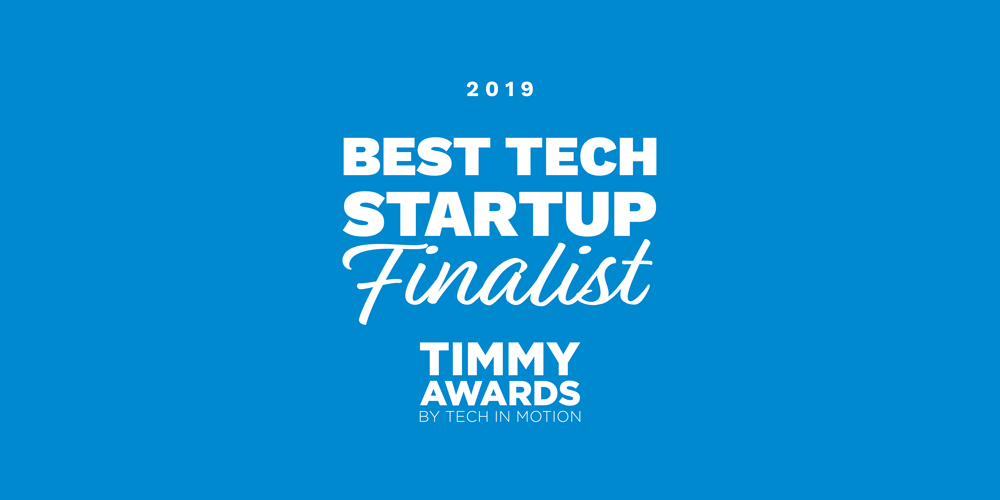 Timmy Awards Finalist Best Tech Startup