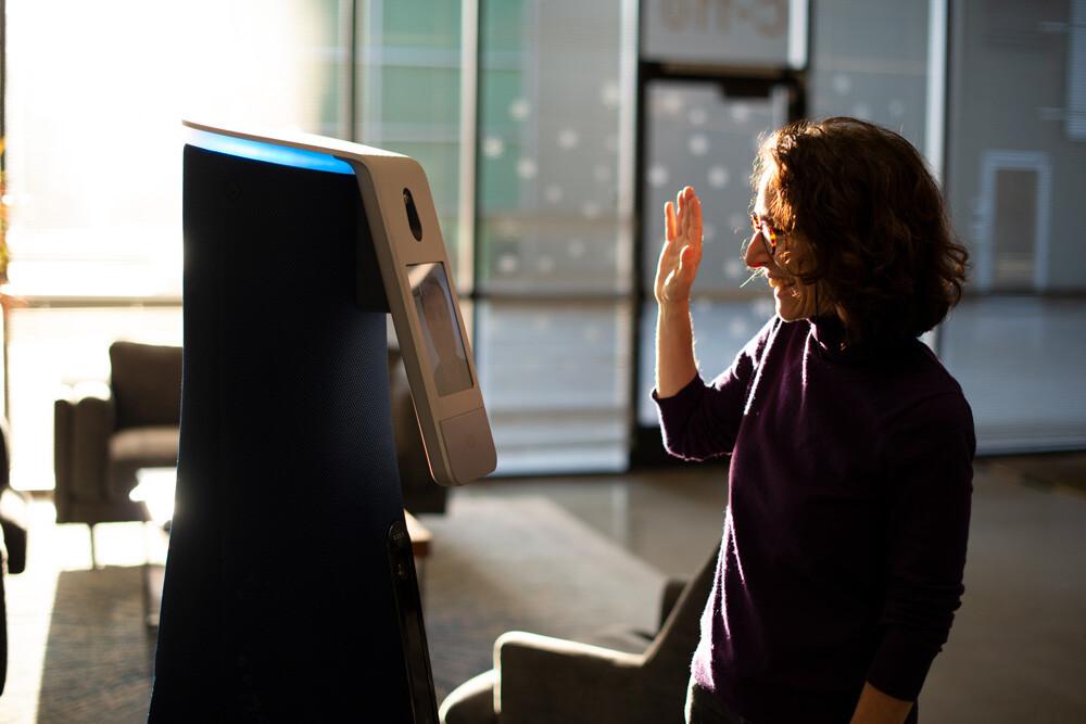 Cobalt Robot engagement with Cobalt Specialist